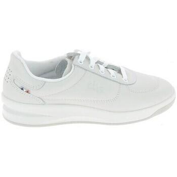 Chaussures Homme Baskets mode TBS Brandy Blanc Blanc