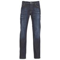 Vêtements Homme Jeans slim Jack & Jones JJICLARK Bleu brut