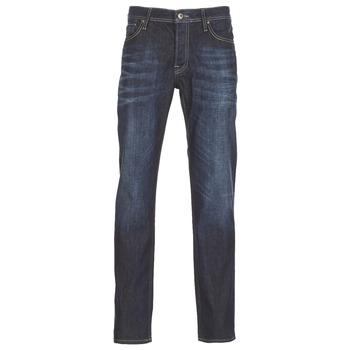 Abbigliamento Uomo Jeans slim Jack & Jones CLARK JEANS INTELLIGENCE Blu