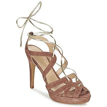 Chaussures Femme Sandales et Nu-pieds Fericelli BAIOLA Nude