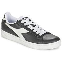 Scarpe Sneakers basse Diadora GAME L LOW Nero / Bianco