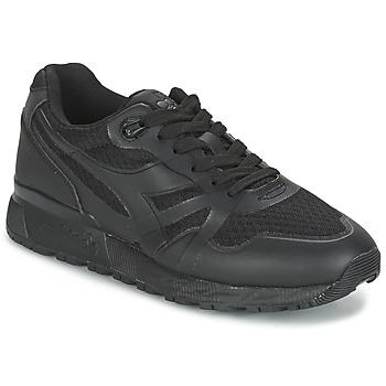 Schuhe Herren Sneaker Low Diadora N9000 MM II Schwarz
