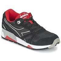Schuhe Sneaker Low Diadora N9000 NYLON II Rot