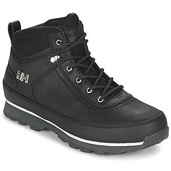 Schuhe Herren Boots Helly Hansen CALGARY Schwarz