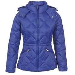 Vêtements Femme Doudounes Benetton FOULIO Bleu