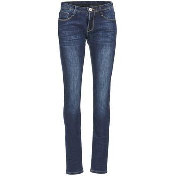 Vêtements Femme Jeans slim Yurban IETOULETTE Bleu medium