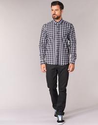 Abbigliamento Uomo Jeans dritti Yurban IEDABALO Nero