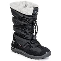 Chaussures Femme Bottes de neige Kangaroos PUFFY III JUNIOR Noir