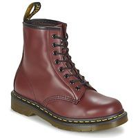 Chaussures Boots Dr Martens 1460 cerise