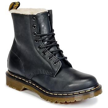 Chaussures Femme Boots Dr Martens SERENA Noir