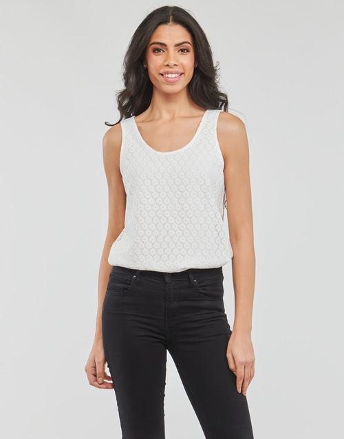Abbigliamento Donna Top / Blusa Moony Mood IGUOHIAVINE Bianco