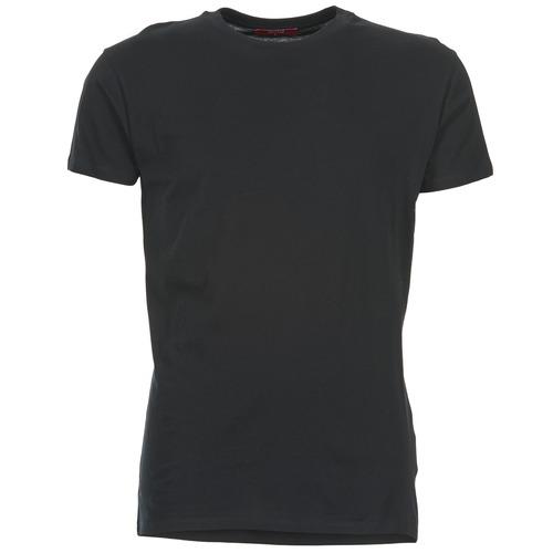 Abbigliamento Uomo T-shirt maniche corte BOTD ESTOILA Nero