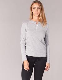 Vêtements Femme T-shirts manches longues BOTD EBISCOL Gris