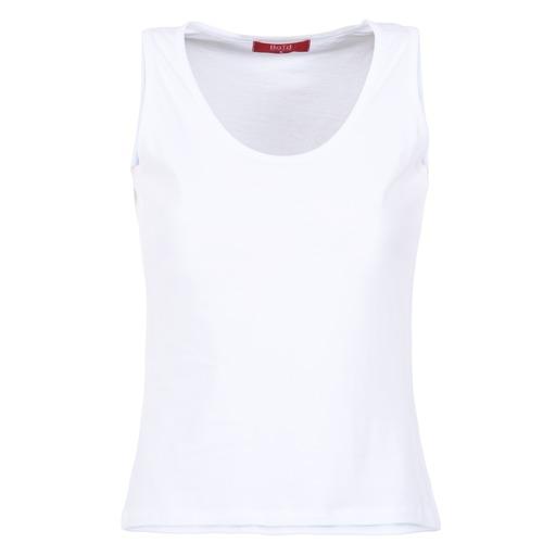 Kleidung Damen Tops BOTD EDEBALA Weiß