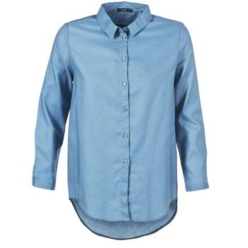 Kleidung Damen Hemden School Rag CHELSY Blau