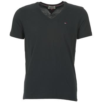Abbigliamento Uomo T-shirt maniche corte Tommy Jeans MALATO Nero