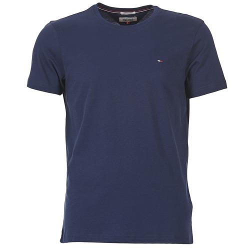 Kleidung Herren T-Shirts Tommy Jeans OFLEKI Marine