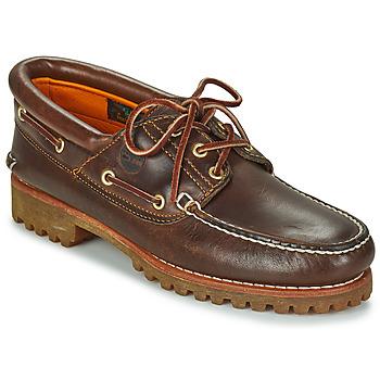 Schuhe Herren Bootsschuhe Timberland 3 EYE CLASSIC LUG Braun