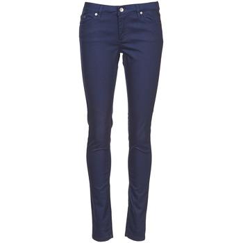 Kleidung Damen 5-Pocket-Hosen Element STICKER Blau