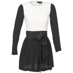 Kleidung Damen Kurze Kleider American Retro STANLEY Weiß