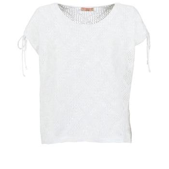 Vêtements Femme Tops / Blouses Moony Mood EDDA Ecru