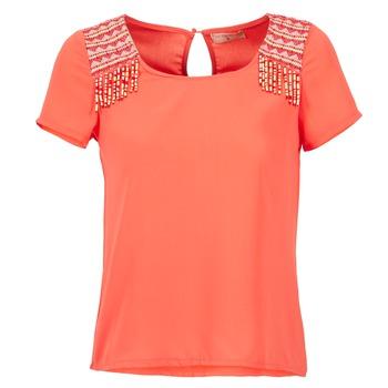 Kleidung Damen Tops / Blusen Moony Mood EDENA Koralle
