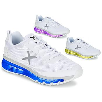 Schuhe Sneaker Low Wize & Ope X-RUN Weiss