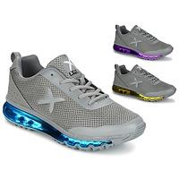 Schuhe Herren Sneaker Low Wize & Ope X-RUN Grau