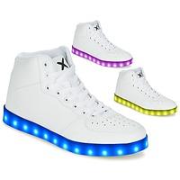 Scarpe Uomo Sneakers alte Wize & Ope THE HI TOP Bianco