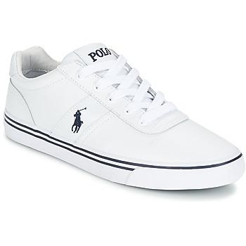Schuhe Herren Sneaker Low Polo Ralph Lauren HANFORD Weiß