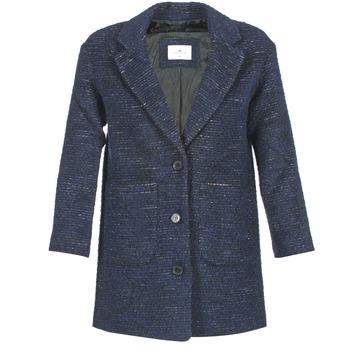 Abbigliamento Donna Cappotti Loreak Mendian MARE Blu