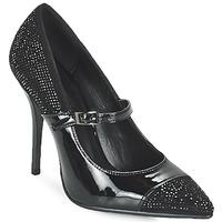 Schuhe Damen Pumps Luciano Barachini POUL Schwarz