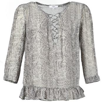 Kleidung Damen Tops / Blusen Suncoo LANA Grau
