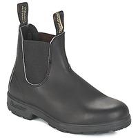 Chaussures Boots Blundstone ORIGINAL CHELSEA BOOT 510 Noir / Marron