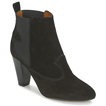 Chaussures Femme Bottines Heyraud DAISY Noir