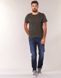 Abbigliamento Uomo Jeans dritti Pepe jeans CASH Blu / Scuro