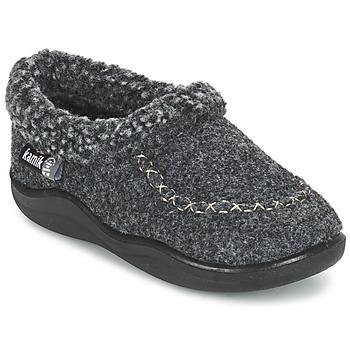 Schuhe Kinder Hausschuhe KAMIK COZYCABIN2 Grau