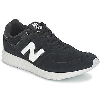 Schuhe Sneaker Low New Balance MFL574 Grau