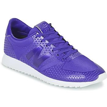 Schuhe Damen Sneaker Low New Balance WL420 Violett