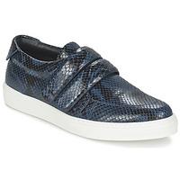 Schuhe Damen Sneaker Low Sonia Rykiel SPENDI Blau / Schwarz