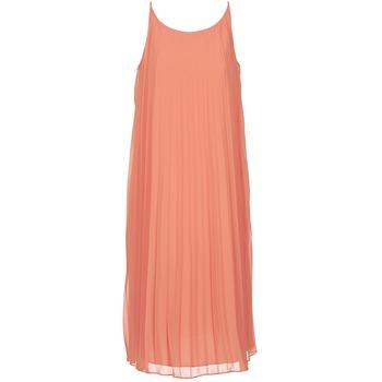 Kleidung Damen Maxikleider BCBGeneration 616757 Korallenrot