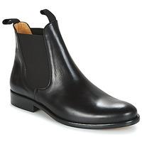 Chaussures Homme Boots Brett & Sons BERNARD Noir