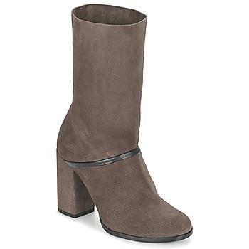 Schuhe Damen Klassische Stiefel Castaner CAMILA Braun,