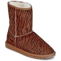 Chaussures Femme Boots EMU STINGER FUR LO Tigré