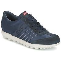 Schuhe Damen Sneaker Low Camper PELOTAS STEP Blau