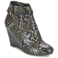 Schuhe Damen Low Boots Lotus AIKEN Grau