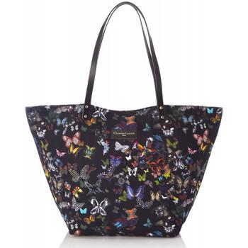 Sacs Femme Cabas / Sacs shopping Christian Lacroix Sac shopping  Eden 1 Papillon Noir 38