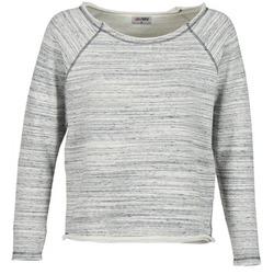 Abbigliamento Donna Felpe Yurban FLIMANE Grigio / Blu