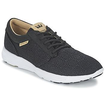 Schuhe Sneaker Low Supra HAMMER RUN Schwarz