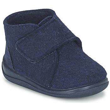 Scarpe Unisex bambino Pantofole Citrouille et Compagnie FELINDRA Blu
